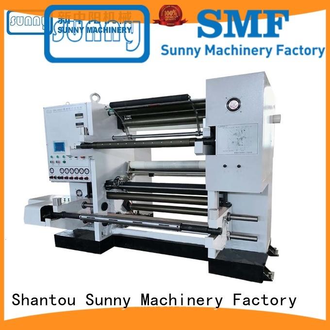 Sunny high quality slitter rewinder model bulk