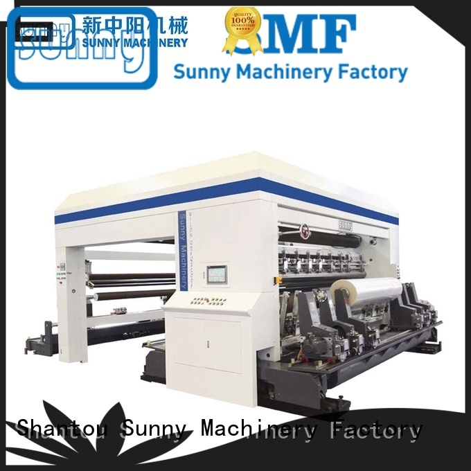 thermal rewind slitting machines quality customized for factory