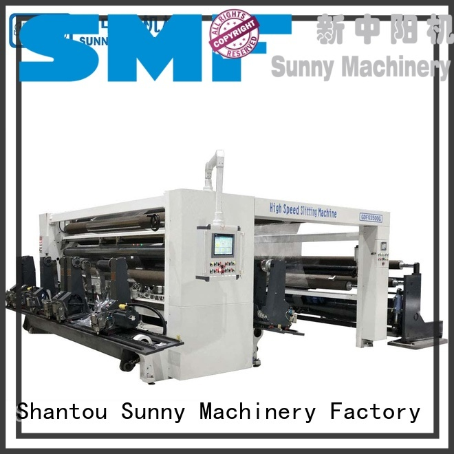 thermal rewinder slitter machine high speed manufacturer at discount