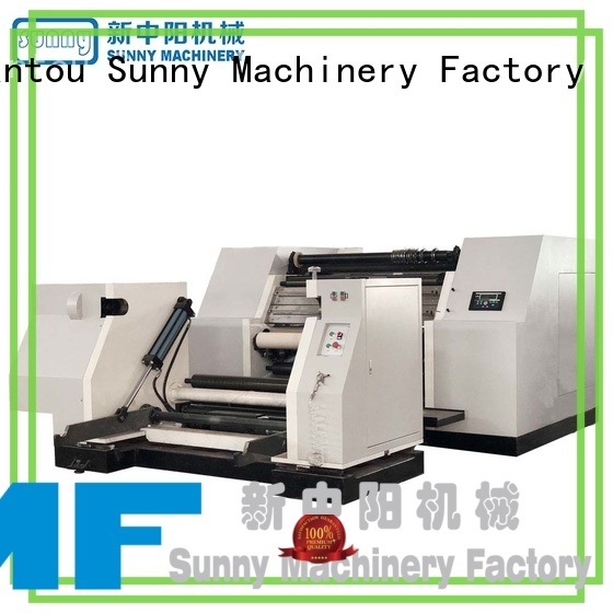 digital rewinding machinery paper manufacturer for factory
