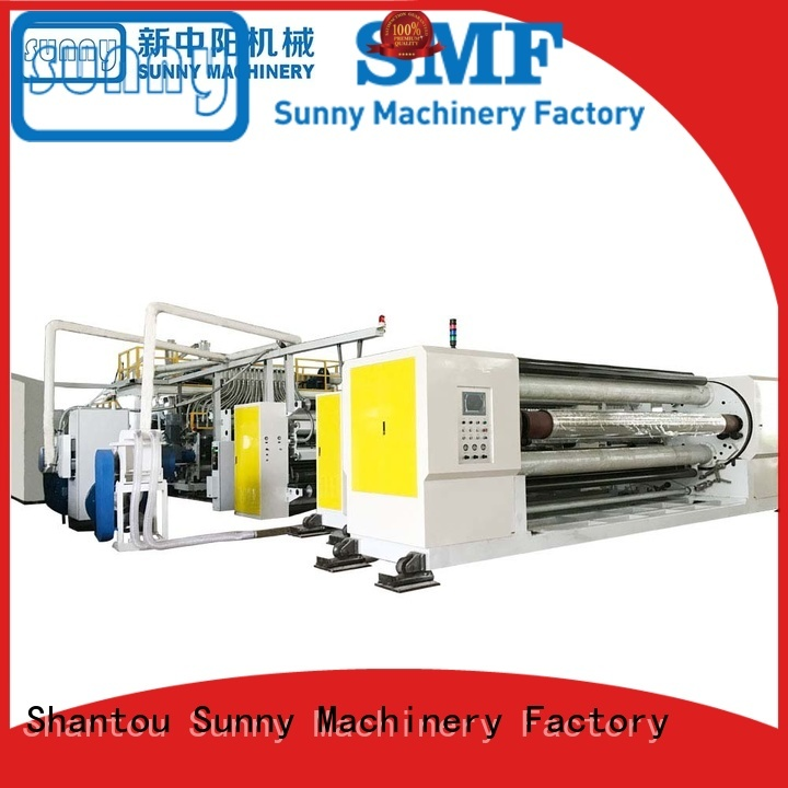 Sunny embossing cast film line customized for packaging