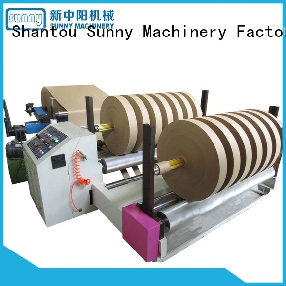 Sunny digital slitting and rewinding machine customized for factory
