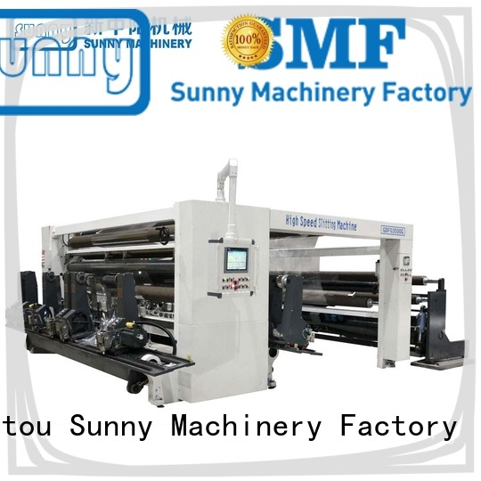 Sunny Sunny slitting and rewinding machine wholesale at discount