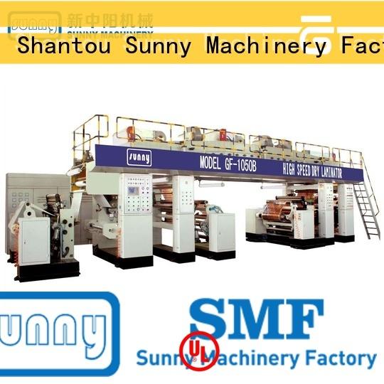 coating lamination coating machine dual for laminating Sunny