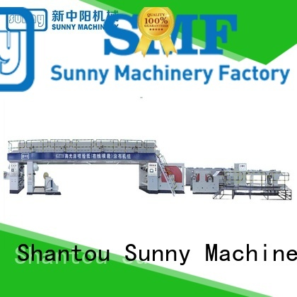 Sunny singlescrew extrusion coating lamination machine wholesale for factory