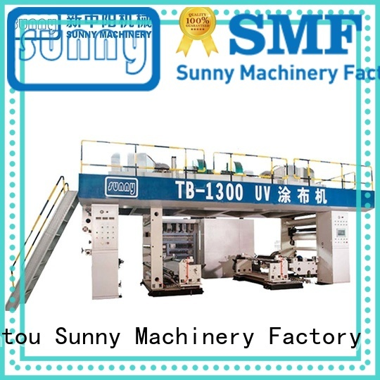 Sunny gztb1100 extrusion coating machine supplier laminating