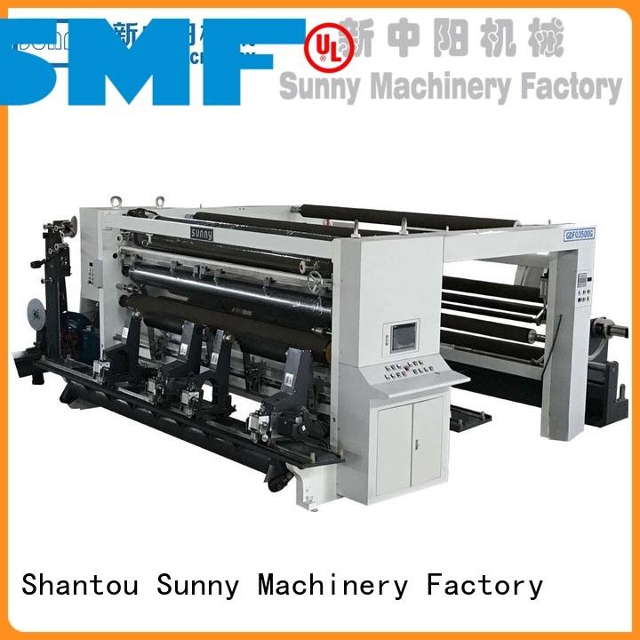 low cost slitter rewinder machine film customized bulk production