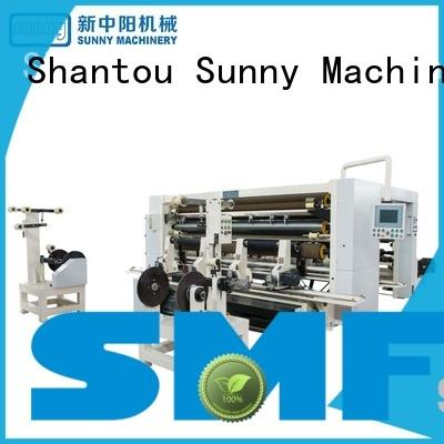 Sunny line slitting rewinding machine customized for production