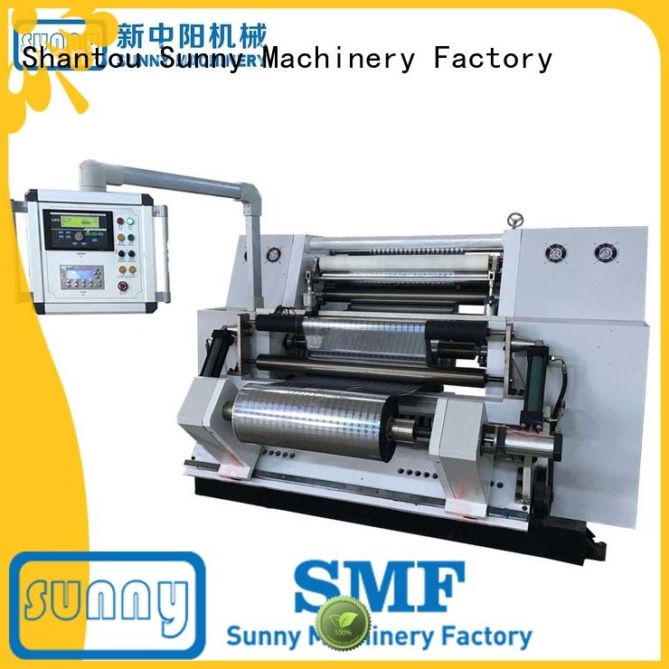 Sunny Sunny slitting and rewinding machine speed for factory