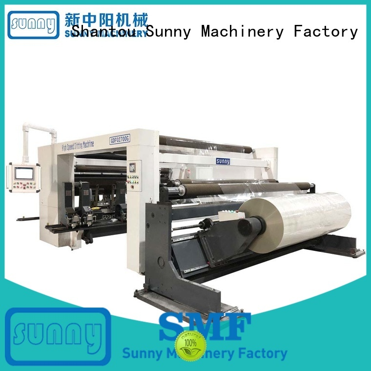 Sunny digital kraft paper slitting machine wholesale bulk