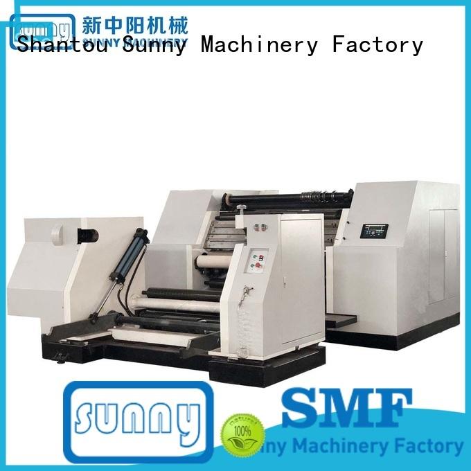 horizontal slitting rewinding machine film supplier at discount
