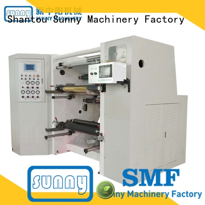 Sunny low cost rewinder slitter manufacturer for sale