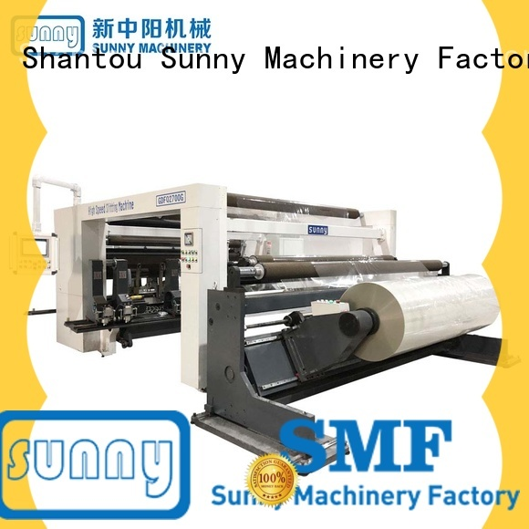 Sunny digital rewinding machinery wholesale for production