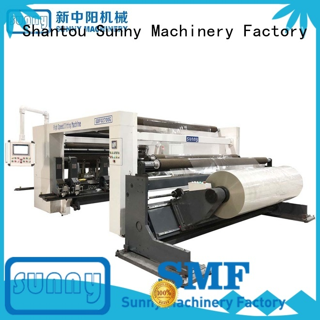 roll slitting machine line for production Sunny