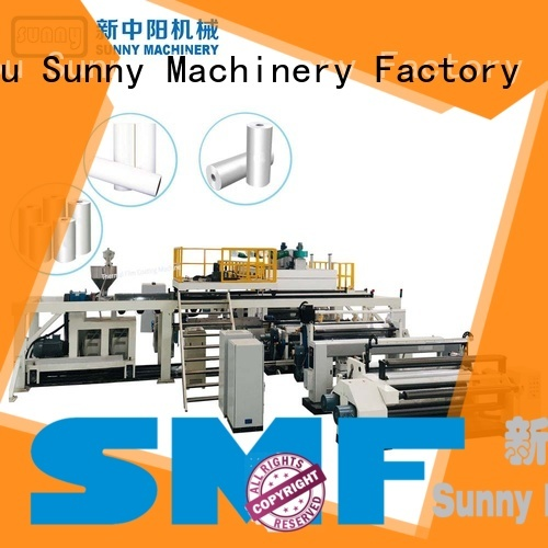 tdie extruder lamination machine dual manufacturer for protection film