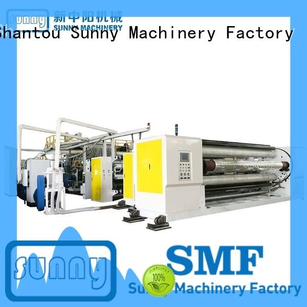 Sunny sanitary cast film machine supplier laminating