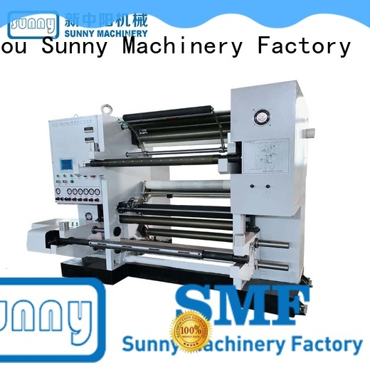 Sunny thermal rewinding machinery supplier for production