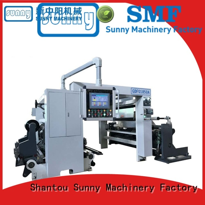 Sunny Sunny slitting and rewinding machine customized at discount