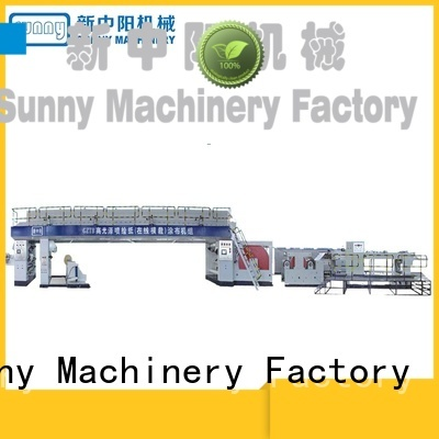 tdie extrusion coating machine gztb1100 supplier for factory
