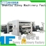 horizontal rewind slitting machines line supplier bulk production