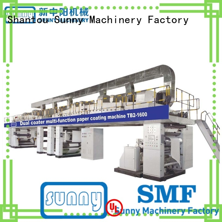pe coating machine tdie for factory Sunny