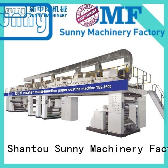 Sunny gztb1100 extruder lamination machine customized for packaging