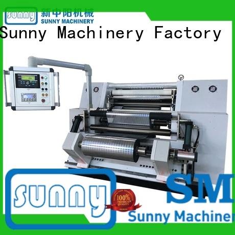 Sunny Sunny slitting machines wholesale bulk production