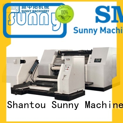 low cost roll to roll slitting machine supplier for factory