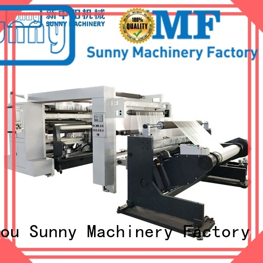 Sunny thermal slitter machine supplier wholesale for factory