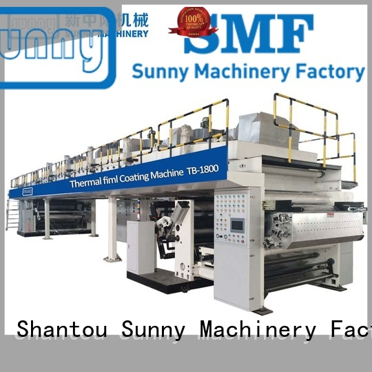 extrusion extrusion coating lamination supplier for packaging Sunny