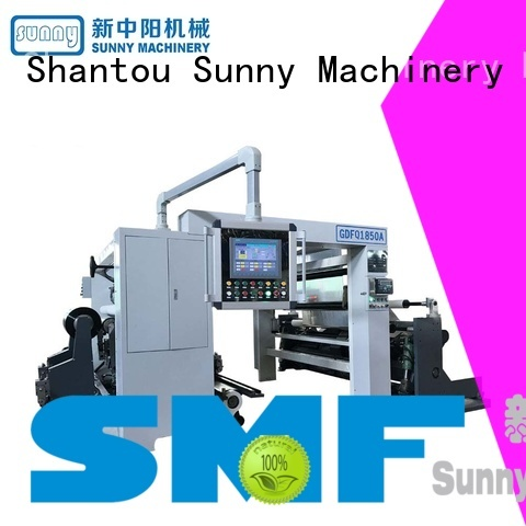 Sunny digital rewind slitting machines wholesale for production
