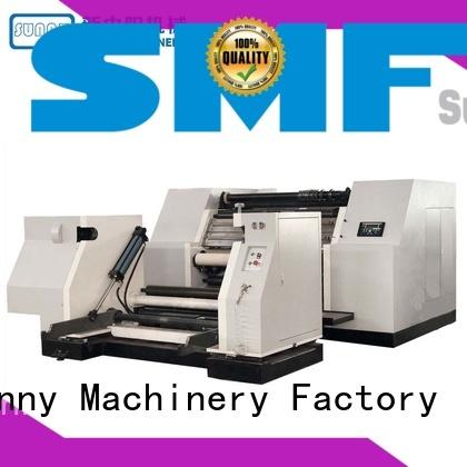 Sunny model slitter rewinder manufacturer for production