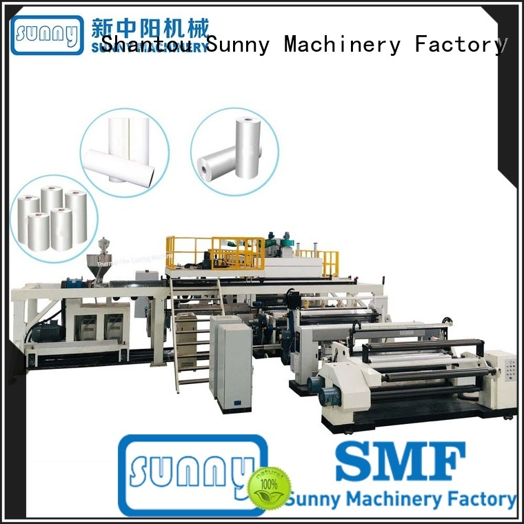 coating extrusion lamination plant customized for packaging Sunny