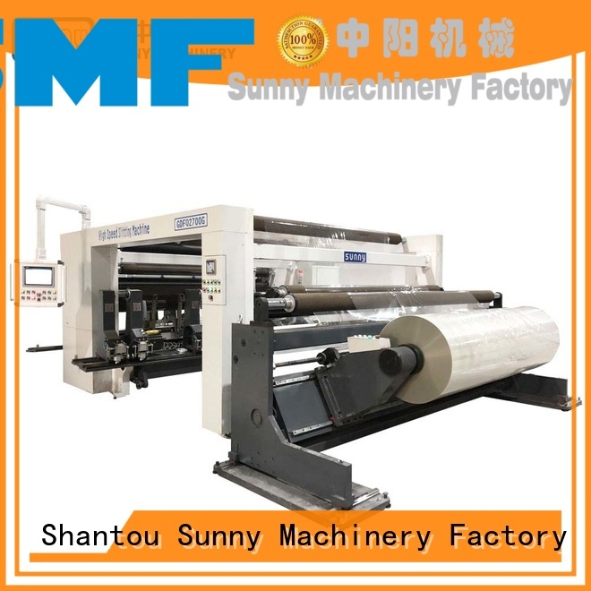 Sunny thermal slitter rewinder supplier at discount