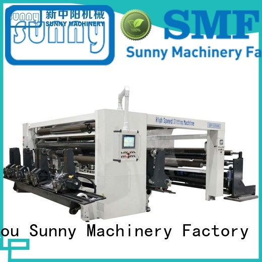 thermal film slitting wholesale for factory Sunny