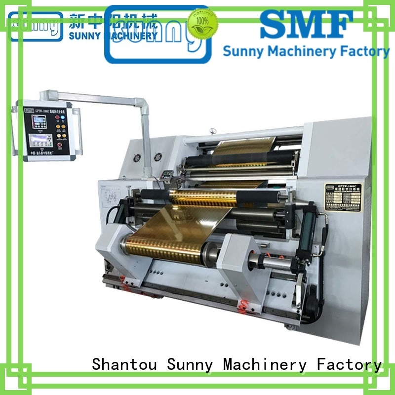 low cost rewinding machinery model customized for sale