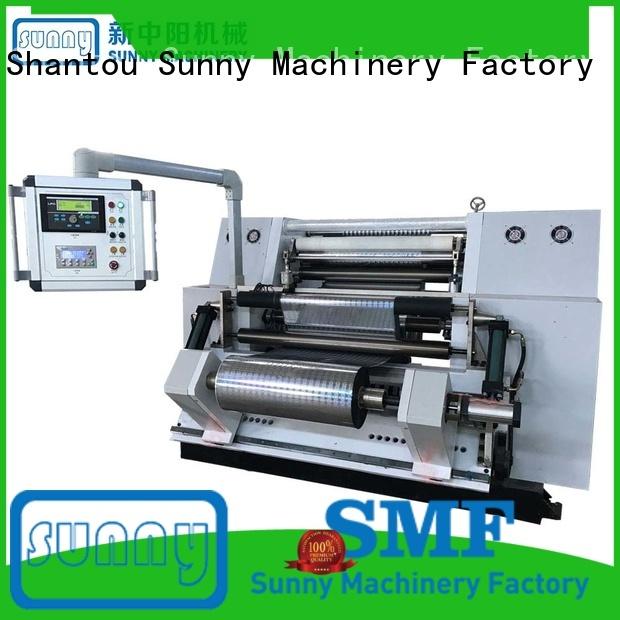 digital slitting rewinding machine high speed wholesale for factory