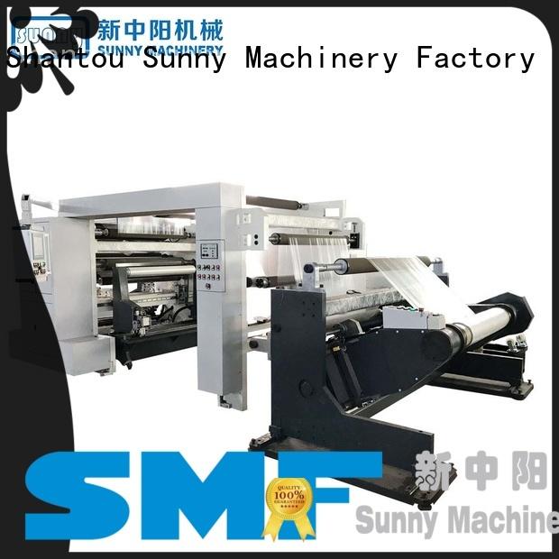 Sunny jumbo slitting machines supplier at discount