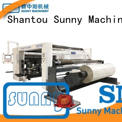 Sunny digital slitter rewinder customized for sale
