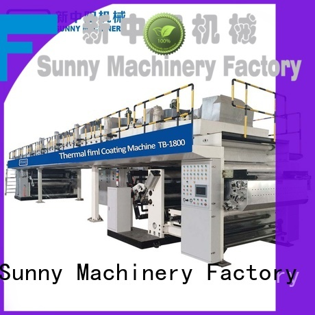 printing extrusion lamination machine gztb1100 wholesale for production