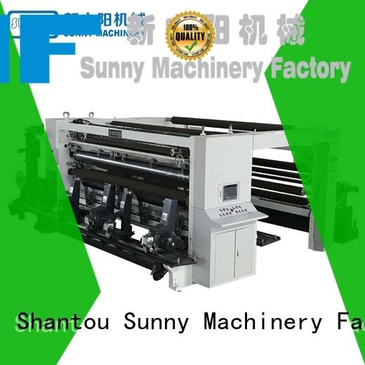 Sunny line slitter rewinder machine wholesale at discount