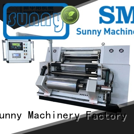 line paper rewinder machine wholesale for factory Sunny