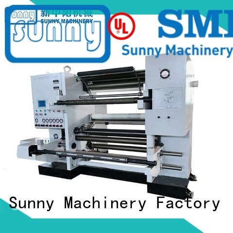 Sunny low cost slitter rewinder manufacturer for sale