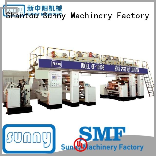 unwind pp lamination machine supplier laminating