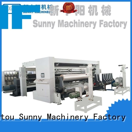Sunny low cost slitter rewinder manufacturer bulk production