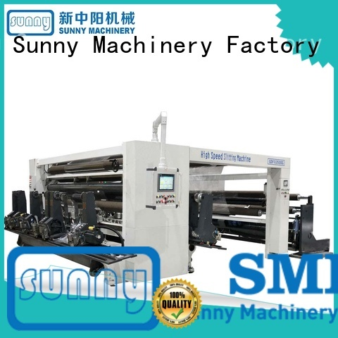 Sunny film slitting machines manufacturer at discount