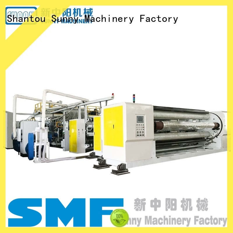 Sunny cpp cast film machine manufacturer for industry