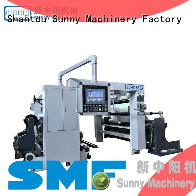 jumbo slitter rewinder line manufacturer at discount