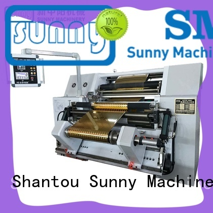 Sunny model slitter rewinder customized at discount