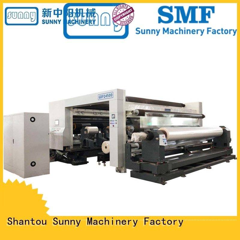 Sunny high quality slitting machines supplier at discount